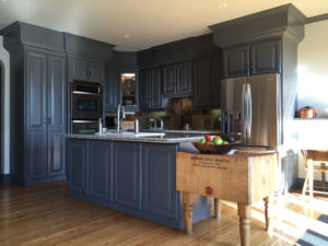Springbank Home Painting Kitchen