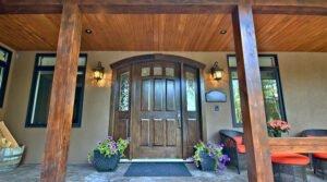 Sylvan Lake custom home