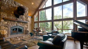 Sylvan Lake custom home