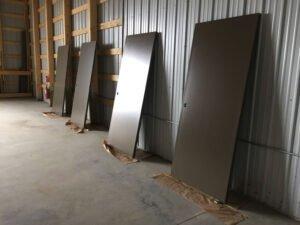 Warehouse Office Repaint Interior/Exterior Okotoks