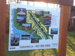 Meridian Country Estates Gull Lake AB. Home