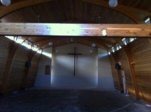 Good Shepard Lutheran Church High River, AB.