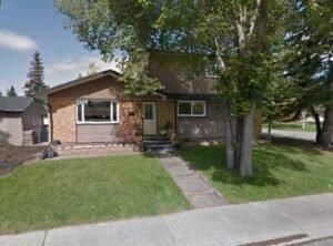 Westgate home Calgary New Basement Construction