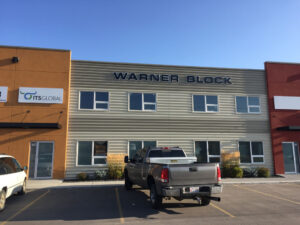 Warner Block Its Global
